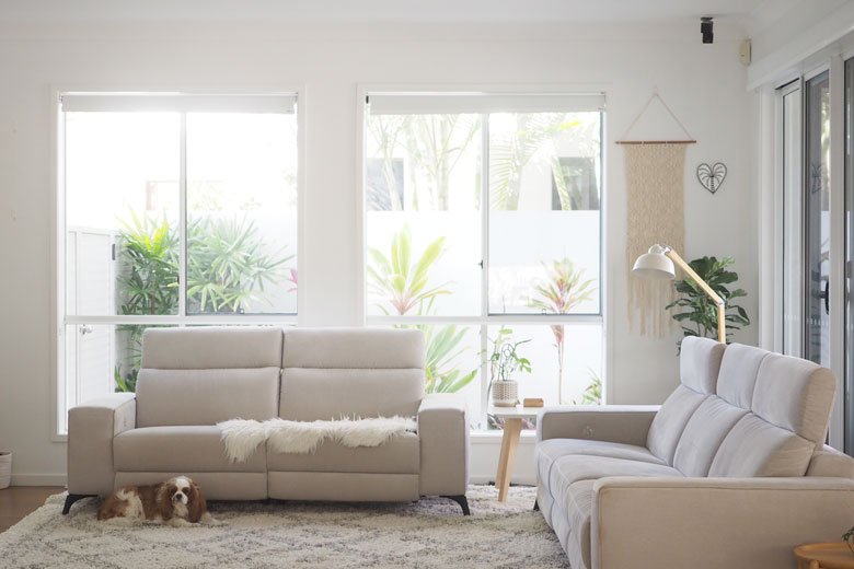 install roller blinds to winterise your home