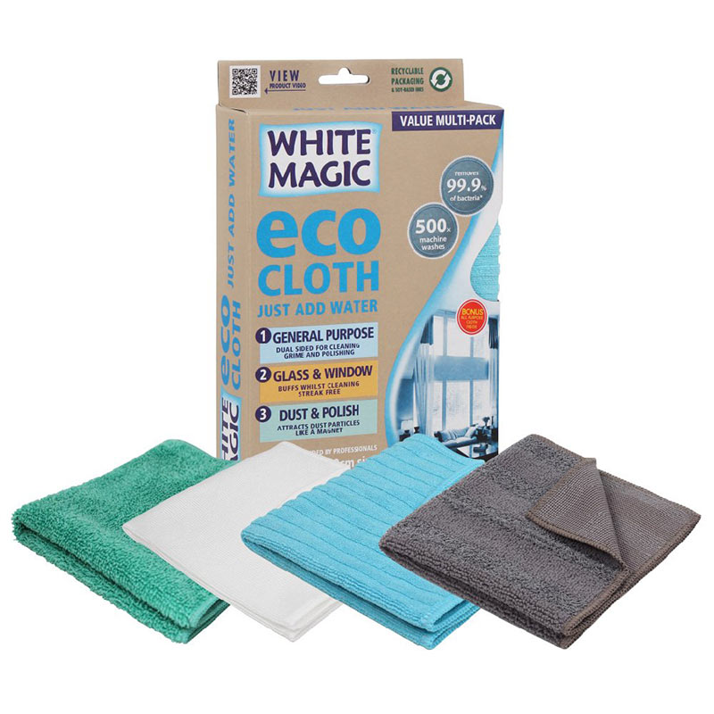White-Magic-Eco-Cloth-Household-Value-Pack.