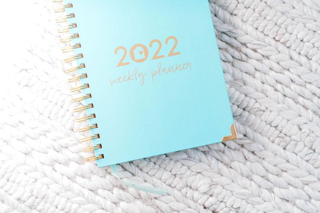 2022 Planner + Calendar